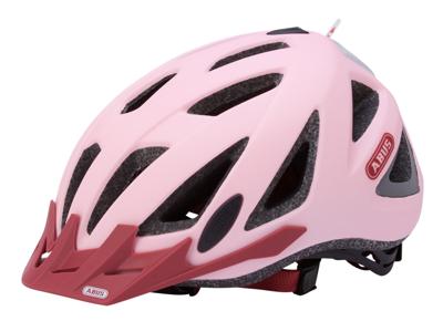 Abus Urban-I 2.0 - Cykelhjelm - Pastel rosa - 52-58 cm