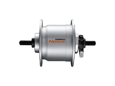 Shimano Dynamo fornav - Standard - DH-C3000 6V/2,4W - Møtrik bespænding