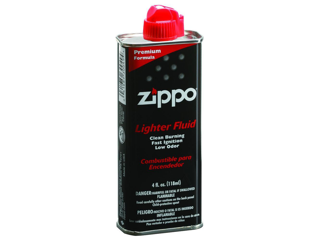 Zippo Lighter Fuel - Lighter Benzin - 125 ml thumbnail