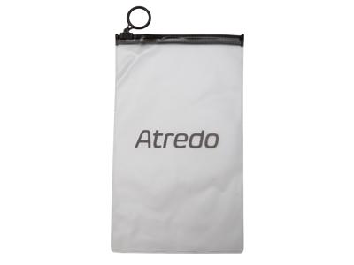 Atredo - Vandtæt pose til smartphone - Transparent