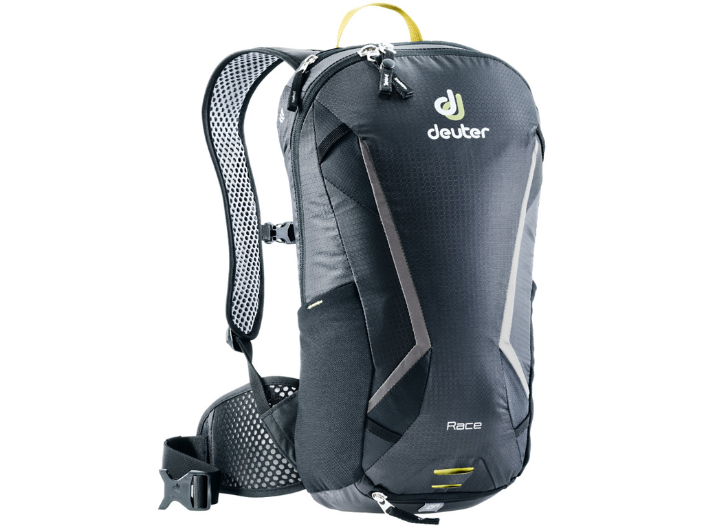 Image of   Deuter Race - Rygsæk - 8 liter - Sort