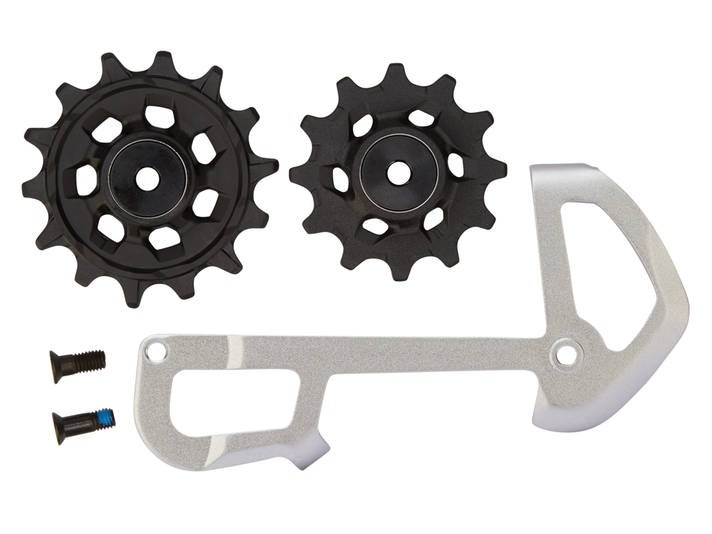 Image of   Sram GX Eagle pulleyhjul & inderplade - 12 gear - 12 & 14 tænder