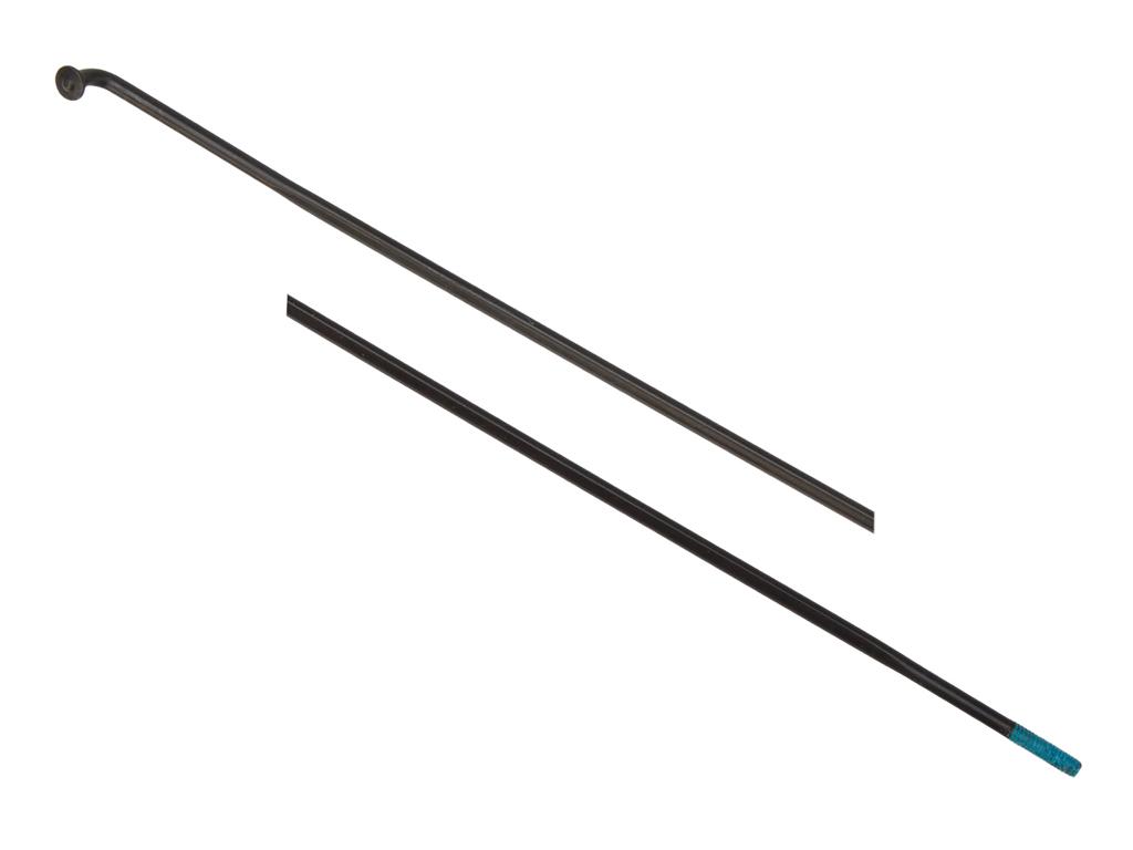 Shimano Eger - Til WH-M505/MT15 - 254mm lange - sort