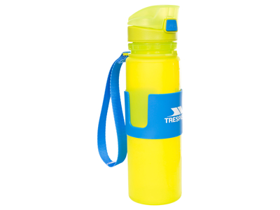 Trespass Silibott - Foldbar silikone flaske - 500 ml. - Grøn