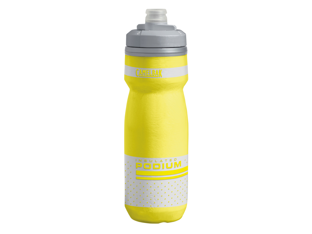 Image of   Camelbak Podium Chill - Drikkedunk 620 ml - Refleks Gul - 100% BPA fri