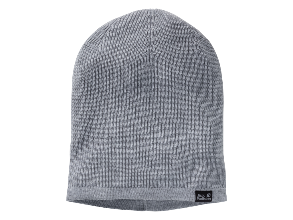 Image of   Jack Wolfskin Feel Good Beanie - Hue - Grå - OS