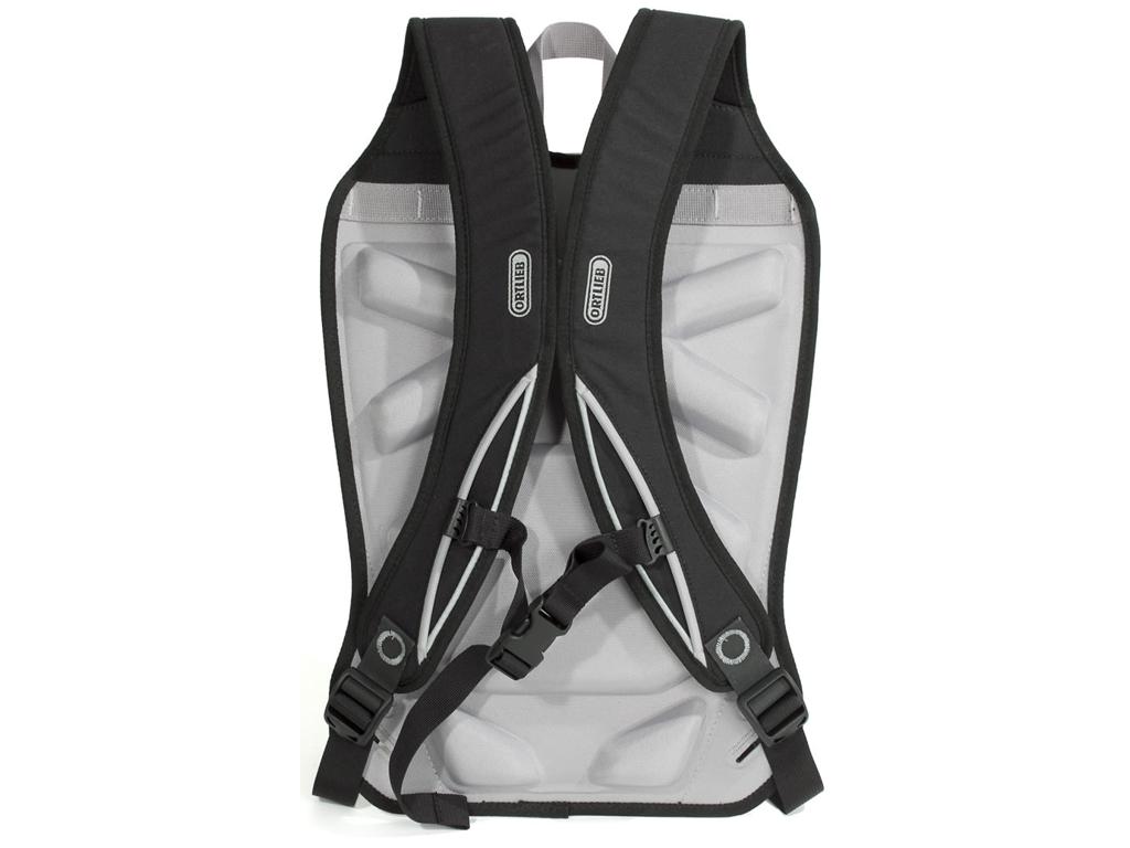 Image of   Bæresystem laver din ortlieb sidetaske om til rygsæk