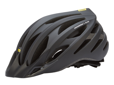 Mavic Crossride SL Elite - Cykelhjelm - Sort