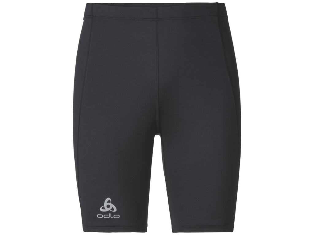 Odlo - Sliq BL Bottom short - Korte løbetights - Herre - Sort thumbnail
