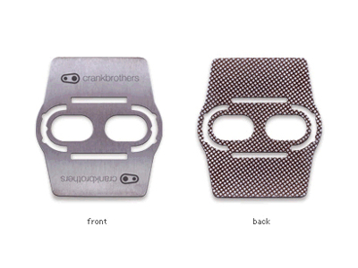 Crankbrothers Shields - Klampebeskytter til carbonsko