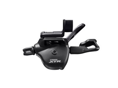 Shimano XTR - Skiftegreb I-spec venstre - 2/3 gear Rapidfire Plus