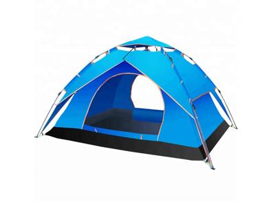 Lome Iglo - Tält - 4 personer Pop Up-tält - Blå
