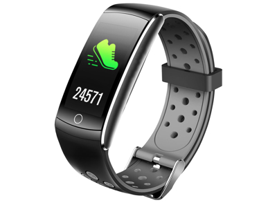Atredo - Smartwatch - Q8 Plus - Farveskærm - Sort