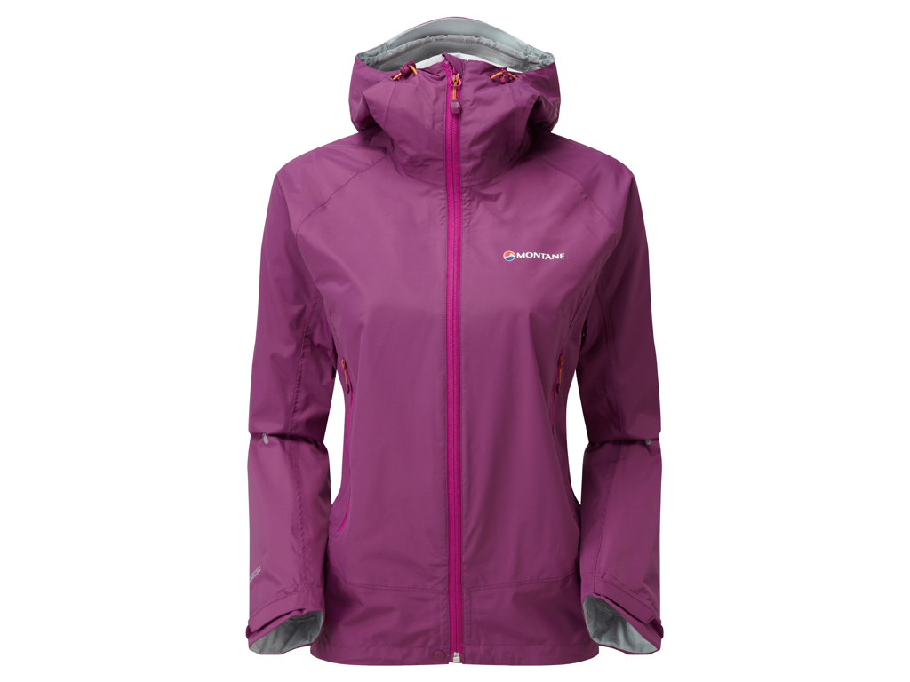 Image of   Montane Womens Atomic Jacket - Skaljakke Dame - Lilla - 36