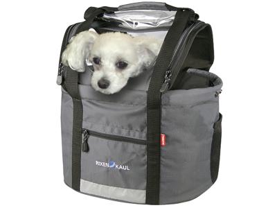 KLICKfix - Doggy - Grå 24 liter