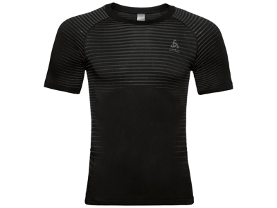 Odlo Performance Light - Sved t-shirt - Herre - Sort - Str. XXL