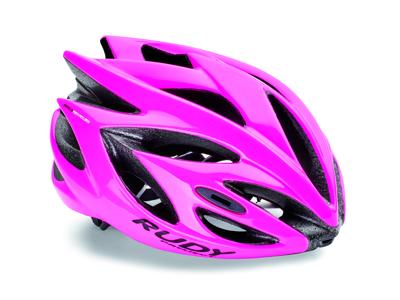 Rudy Project Rush - Cykelhjelm - Neonpink