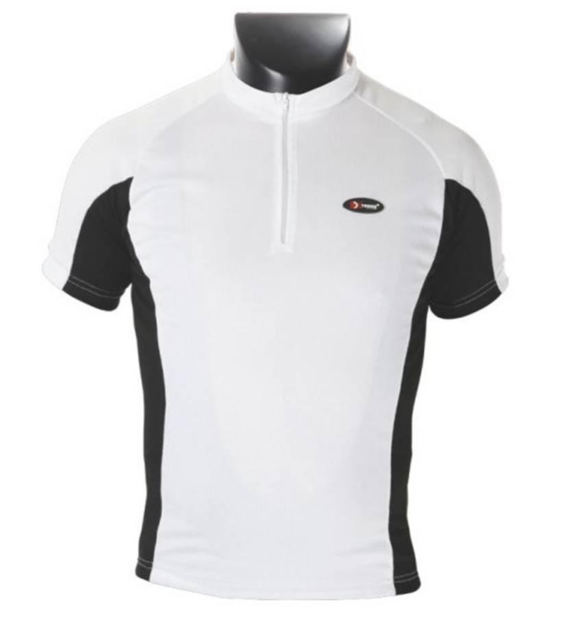 Cykeltrøje Xtreme X-Fun Hvid/Sort | Jerseys