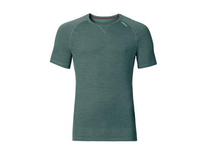 Odlo herre shirt - Revolution TW Light - Meleret armygrøn
