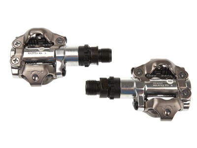 Shimano - PD-M520 - Pedaler - SPD - MTB - Silver