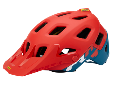 Mavic Crossmax Pro Cykelhjelm - Rød