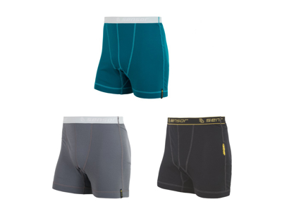 Sensor Double Face - 3 pak boxer shorts