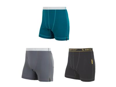 Sensor Double Face - 3 pack boxer shorts
