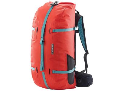 Ortlieb Atrack - Vattentät ryggsäck - Röd - 45 liter