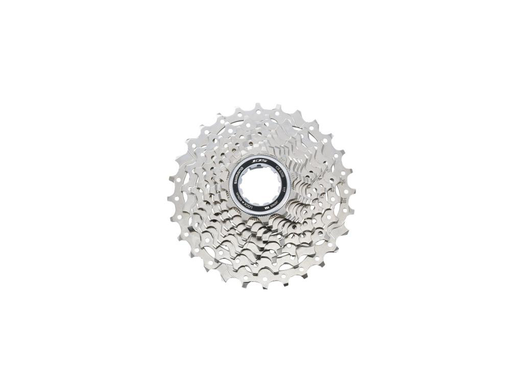 Kassette 10 gear 11-25 tands Shimano 105 5700 thumbnail