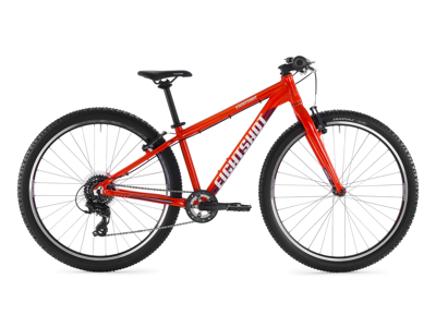 "Eightshot X-Coady 275 SL - MTB - 27,5"" - Orange/röd/vit"