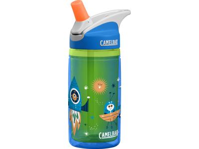 Vattenflaska Camelbak Barnflaska Eddy 0,4 liter Blue Rockets