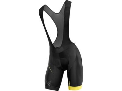 Mavic Cosmic Elite Bib - Bib shorts med kudde - Svarta