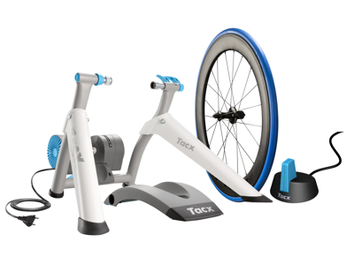 Tacx Vortex Bundle - Smart hometrainer - Incl. 700x23c dæk og ANT+ Antenne