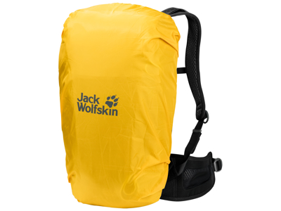 Jack Wolfskin Kingston 22 - Rygsæk - 22 liter - Sort