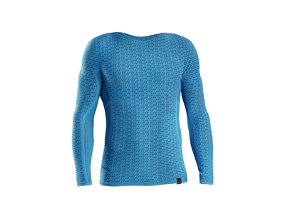GripGrab Freedom Seamless Thermal Base Layer - Svedundertrøje - Blå
