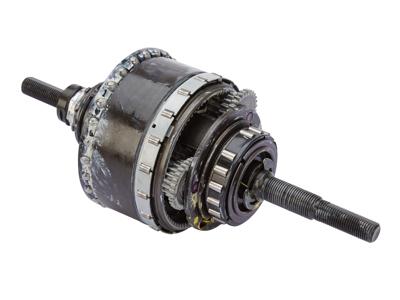 Shimano Nexus - Navindsats for 8 gears bagnav med fodbremse - SG-C6000-8D