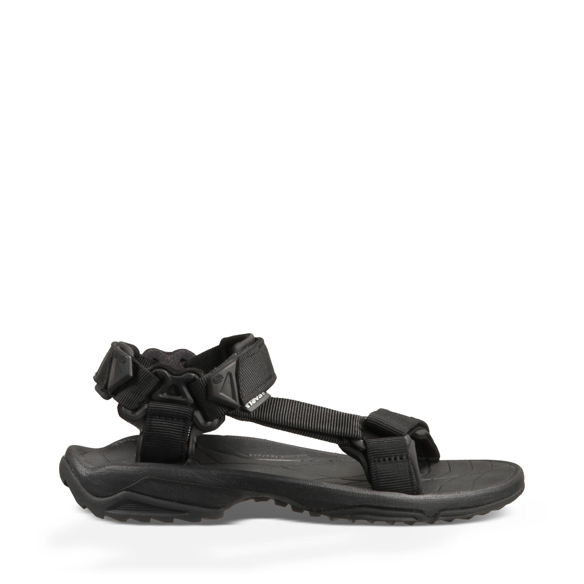 Teva M Terra Fi Lite - Sandal til mænd - Sort | Shoes and overlays