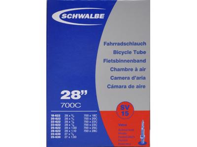 Schwalbe slange 700x18-28c med Racer ventil SV15