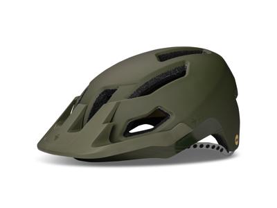 Sweet Protection Dissenter MIPS - MTB hjelm - Matgrøn
