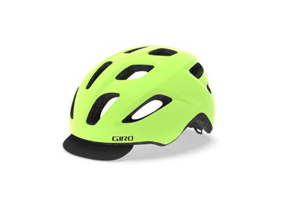 Giro Cormick - Cykelhjelm - Str. 54-61 cm - Neongul/Sort
