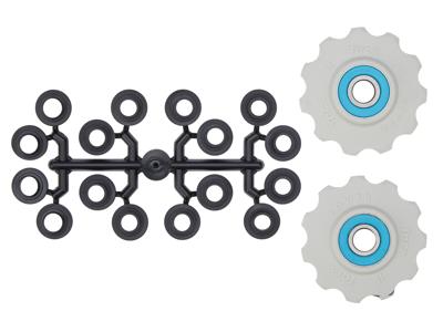 Tacx pulleyhjul med 11 tænder - Med keramiske lejer