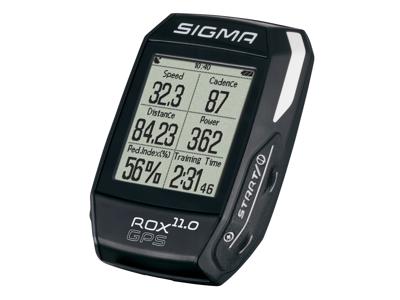 Sigma ROX 7.0 - Cykelcomputer med GPS - Sort - Strava kompatibel