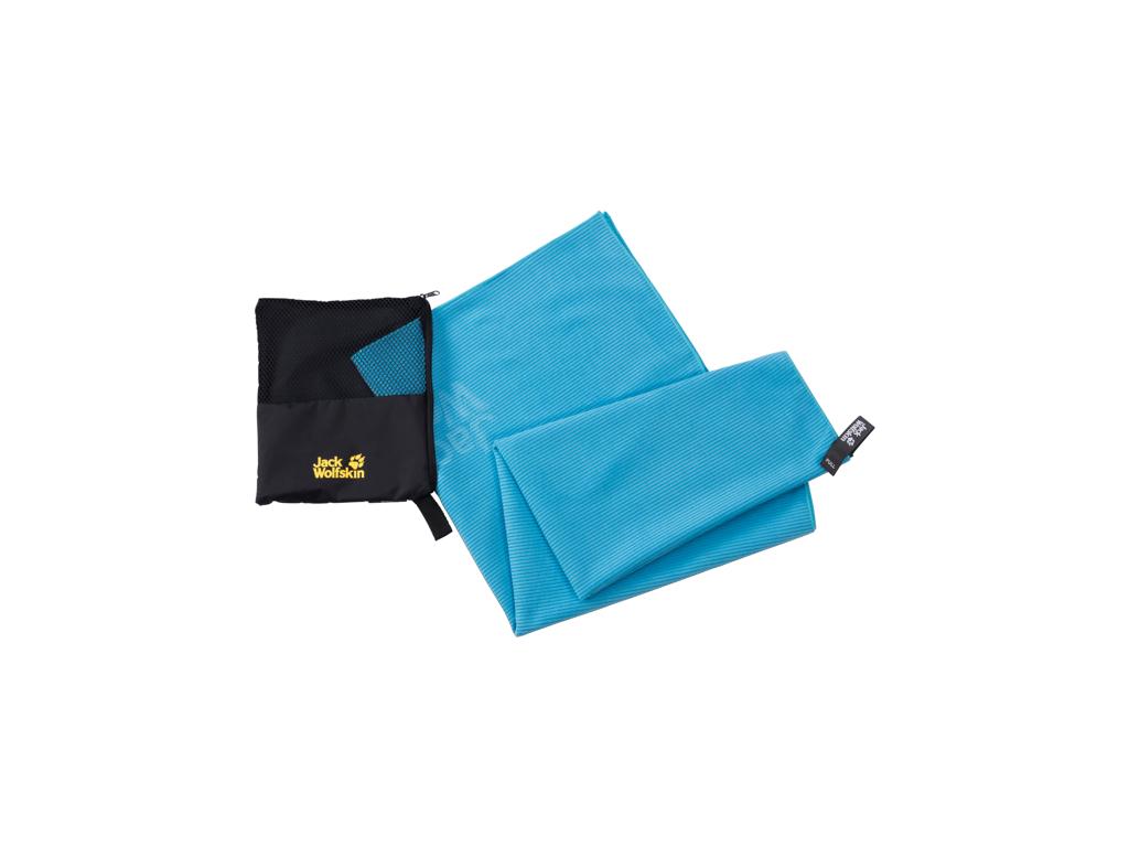 Billede af Jack Wolfskin Great Barrier - Håndklæde XL - 150x65cm - Turquoise