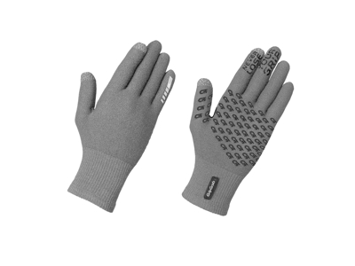 GripGrab Primavera Merino Glove II - Transition Bike Glove - Grey
