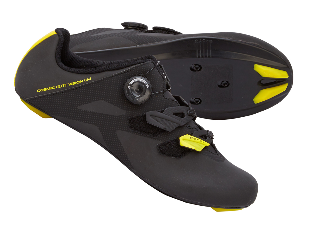 Image of   Mavic Cosmic Elite Vision CM - Racersko - Sort - Str. 40