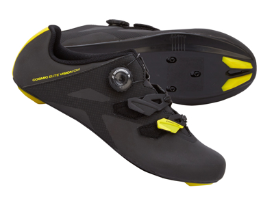 Mavic Cosmic Elite Vision CM - Racersko - Sort/gul