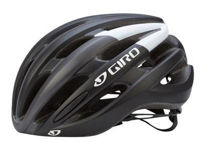 Giro Foray cykelhjelm - Mat Sort/Hvid