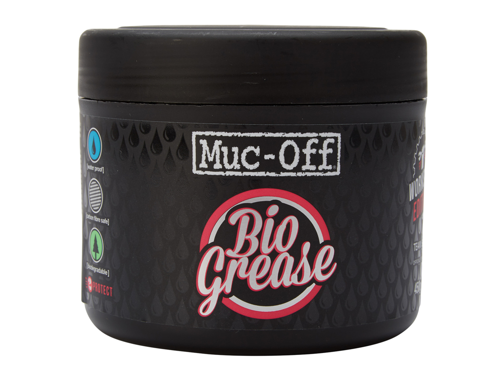 Image of   Muc-Off Bio Grease - Bio-nedbrydelig all-round fedt - 450 gram