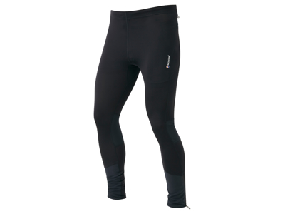 Montane Trail Series Long Tights - Løbetights - Mand - Sort