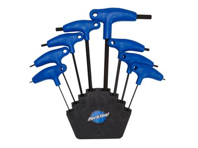 Park Tool PH-1 - Unbrako nøglesæt 8 nøgler - Med håndtag